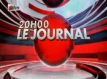 JT Français 20H - 30 Avril 2014 - Présentation Sarah Cissé et Léa Ndiaye