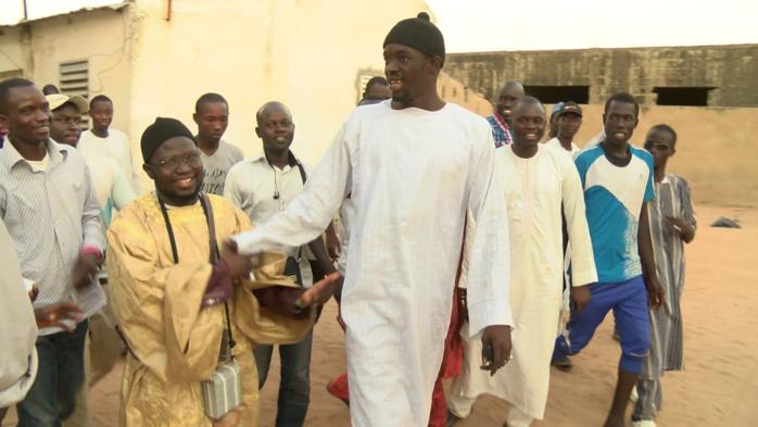 Moustapha Lô Junior soutient le rival politique de son père, Abdou Lahad Seck Sadaga