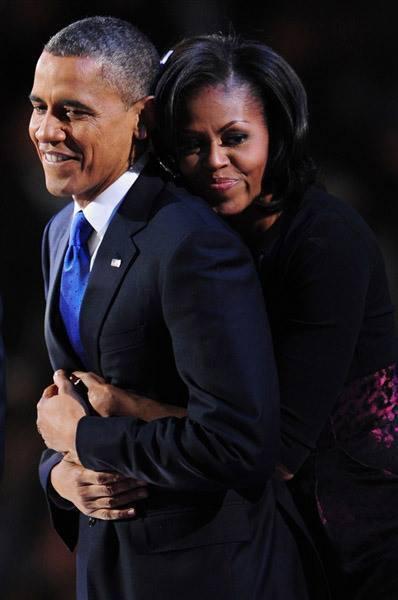Une belle histoire du couple présidentiel américain