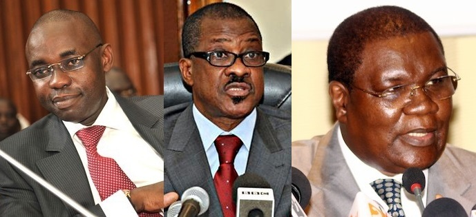 Une autre équation pour Wade : Que se passe-t-il réellement entre Samuel, Madické et Ousmane N'gom ?