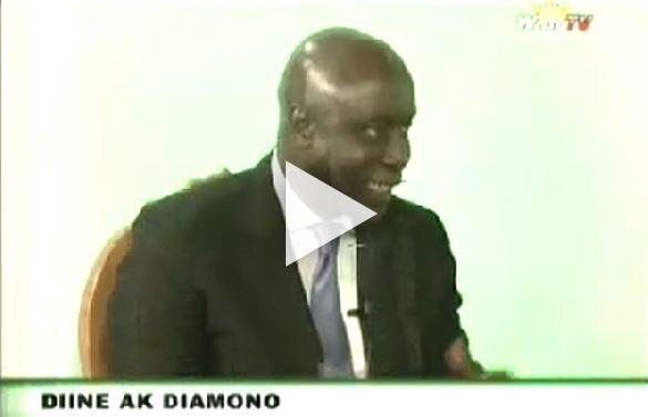 Emission Diné Ak Diamano du jeudi 29 mai 2014