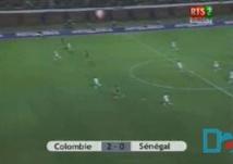 Colombie-Sénégal (2-2) : Les A' tiennent le choc