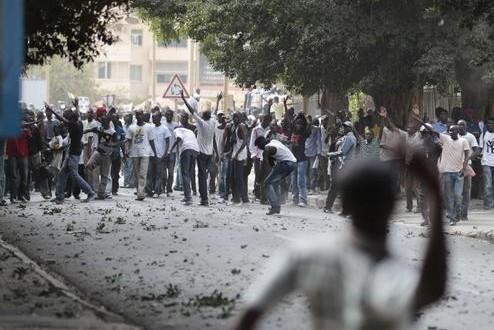 A quelques encablures des locales : La violence s'agite!