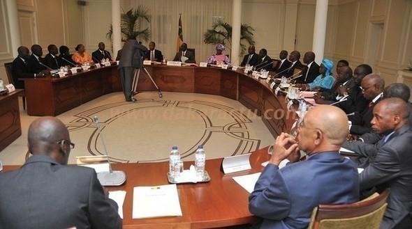 Les nominations en conseil des ministres du jeudi 12 Juin 2014
