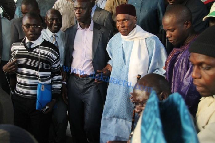 Me Wade de nouveau à Dakar ! Les véritables raisons de sa venue