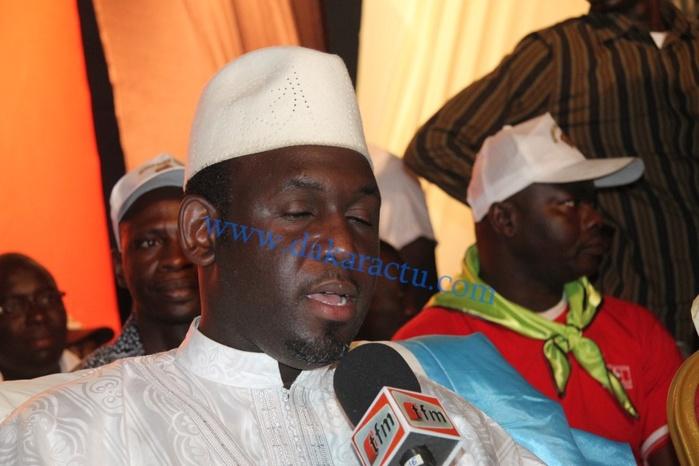 Campagne électorale: Les images du meeting d'ouverture de Mimi Touré à Grand Yoff