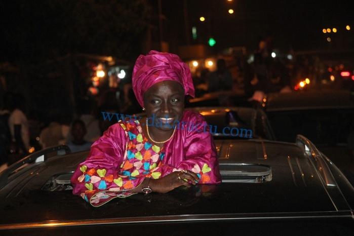 Aminata Touré répond à Khalifa Sall : « Tous les candidats sont d'égale dignité… »