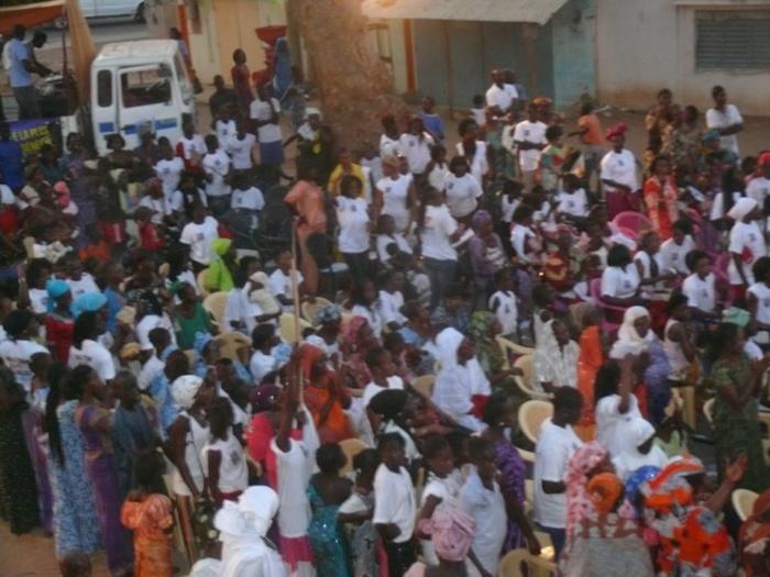 Photos : Le candidat El Malick Seck continue ses soirées électorales à Thiès