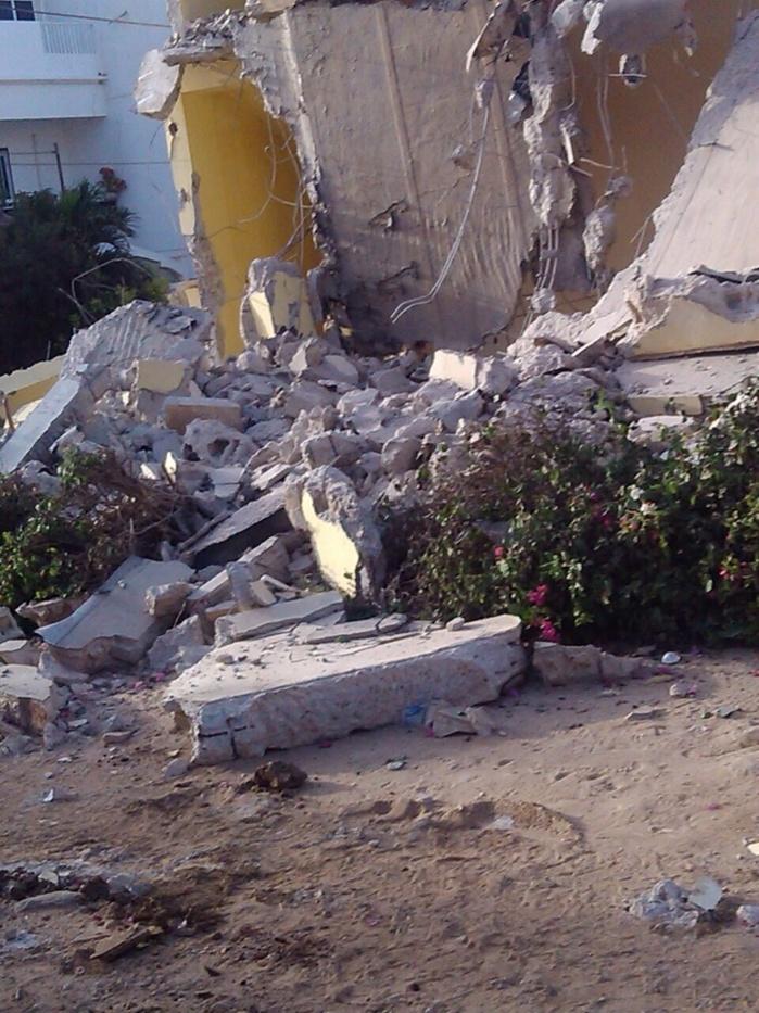 Pour satisfaire un Italien qui serait le propriétaire du site aux Mamelles : Le tribunal ordonne la démolition de 4 maisons, à l'exception de celle d'une...magistrate