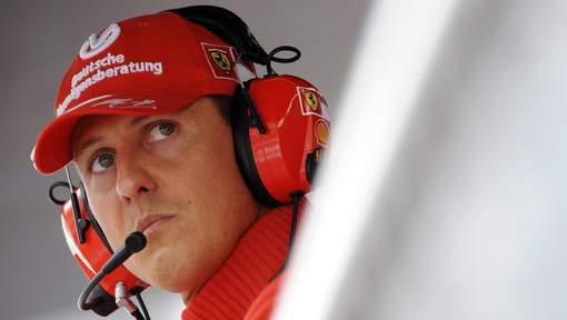 """""""Schumacher n'est pas capable de parler"""""""