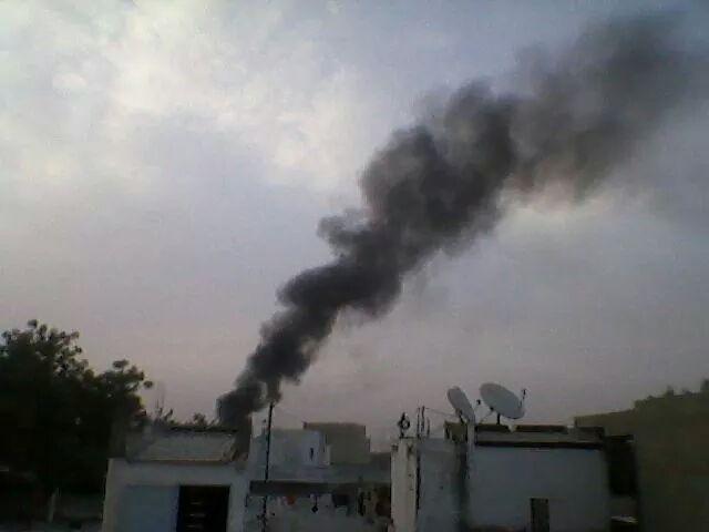 Les deux maisons de Moustapha Cissé Lo à Touba ont été incendiées. (IMAGES)