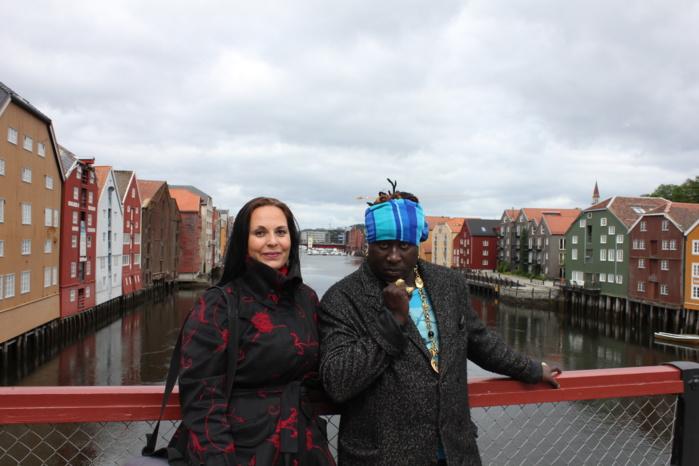 L'artiste Abdoulaye Dieng alias « Laye Ananas » en ambassadeur culturel en Norvège   «Le gouvernement norvégien a un important projet d'investissement au Sénégal »
