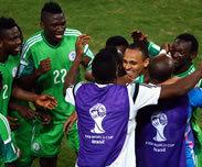 Le Nigeria élimine la Bosnie (1-0)