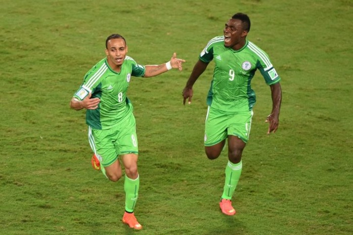 16 ans apr s les super eagles gagnent en phase finale de coupe du monde - Phase finale coupe du monde 2006 ...