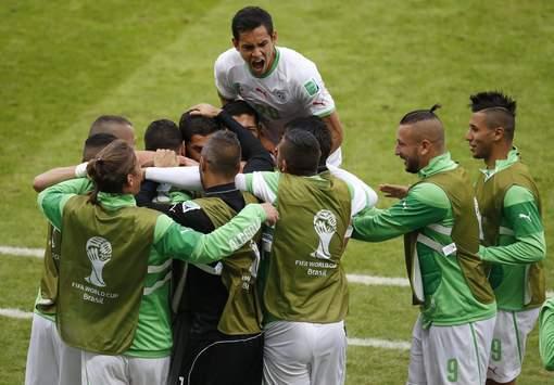 L'Algérie s'est fait plaisir