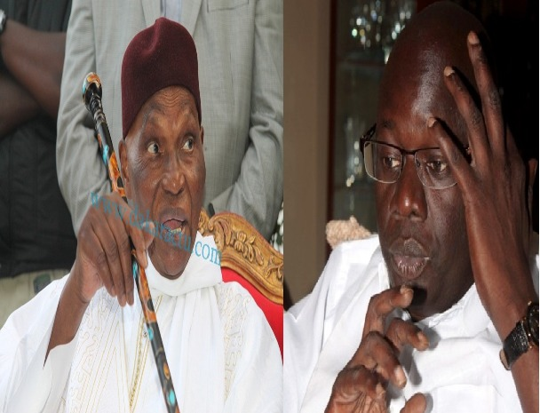 Rencontre fortuite entre le président Wade et le député de l'Apr Djibril War