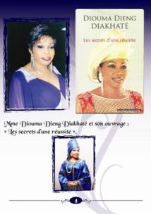 Le Prix Femme d'Excellence décerné à Mme Diouma Dieng Diakhaté  Le Sénégal à l'honneur au Gabon