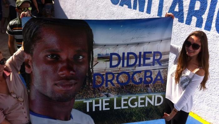 Mondial 2014 : Didier Drogba superstar au Brésil, pays du foot