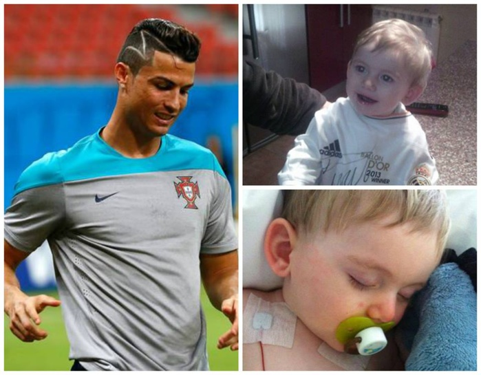 La vraie histoire de la nouvelle coiffure de Cristiano Ronaldo