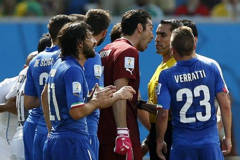 L'Italie rentre au pays