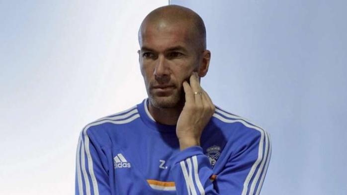 Officiel : Zinedine Zidane prend les rênes du Real Madrid Castilla !
