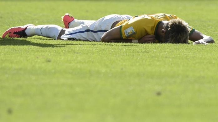Le Brésil retient son souffle pour Neymar