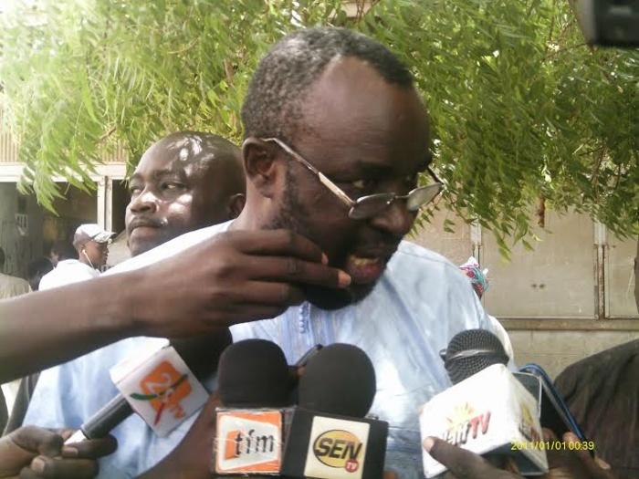 Moustapha Cissé Lô : « Malgré tout  ce qui s'est passé, nous gagnerons avec 10 000 voix de différence »