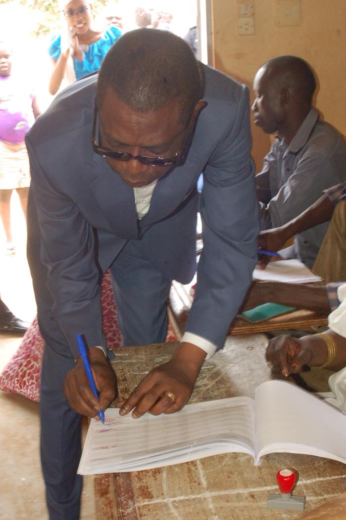 Youssou N'dour : « En fin de journée, c'est la démocratie qui va triompher »