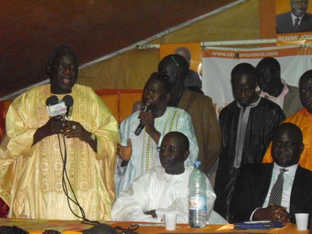 DIOURBEL : And Défar Sunuy Gokh de Moustapha M'baye (Rewmi) gagne largement selon de lourdes tendances