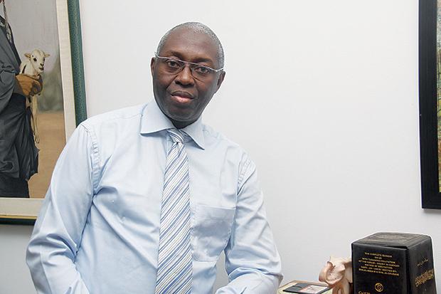 Mamadou Lamine Diallo, nouveau maire du Point-E