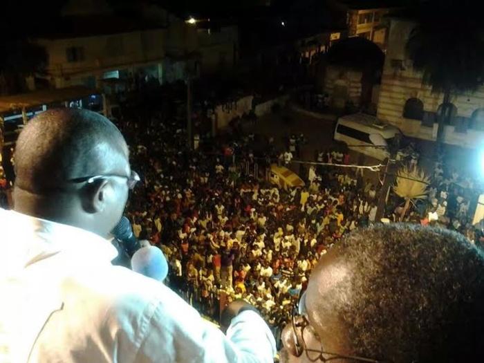 Ziguinchor a fêté son maire Abdoulaye Baldé