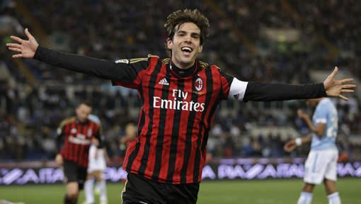 Kaka quitte l'AC Milan