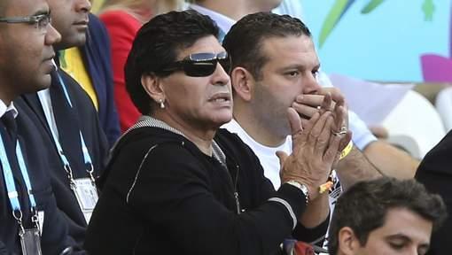 Même Maradona redoute nos Diables Rouges !