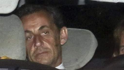 Nicolas Sarkozy clame son innocence
