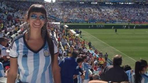 Toute l'Argentine pleure sa disparition
