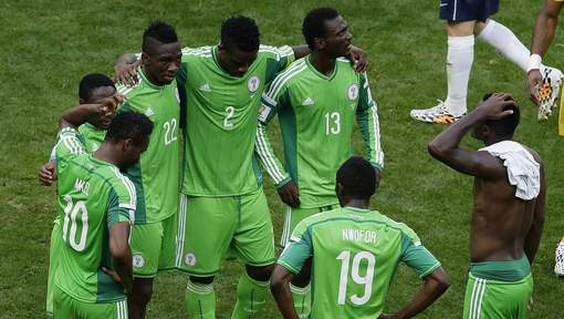 Le Nigeria suspendu après l'arrestation du président de la fédération?