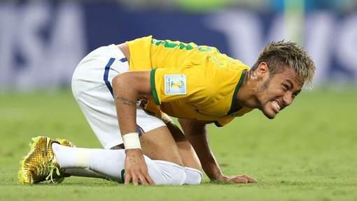 Le Mondial de Neymar est terminé