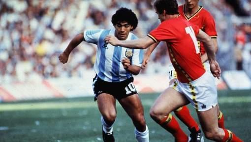 Le jour où Maradona a tué la Belgique