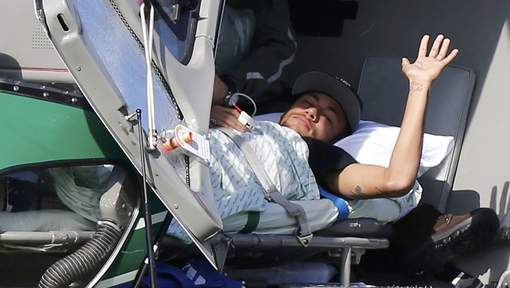 """Neymar: """"Ils m'ont volé mon rêve de finale"""""""