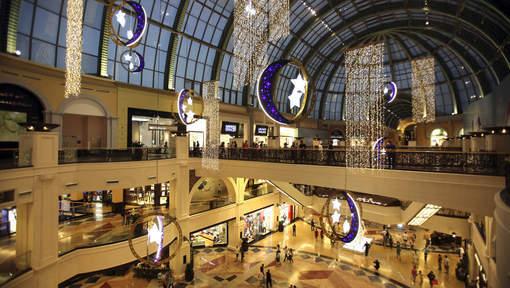 Le plus grand centre commercial du monde, bientôt à Dubaï