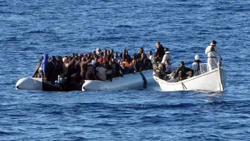 L'appel à l'aide de la Marine italienne