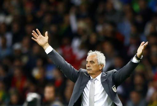 Vahid Halilhodzic n'est plus l'entraîneur de l'Algérie
