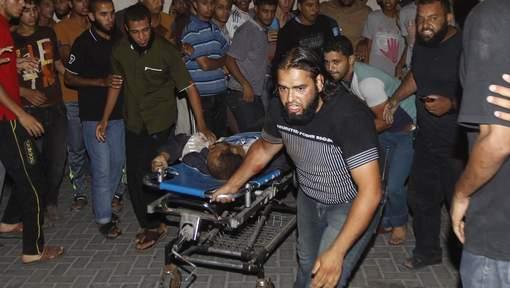 Plusieurs Palestiniens tués par des attaques de drones