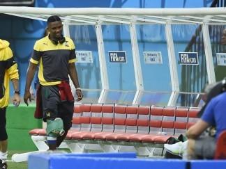 Samuel Eto'o à Dakar incognito