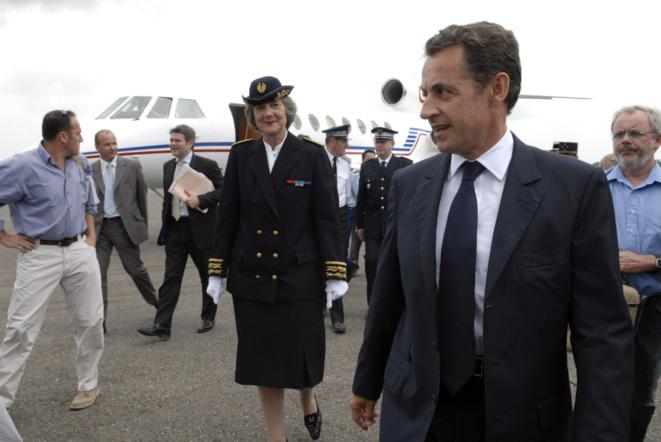 Sarkozy, le Falcon d'Afflelou et la coke !