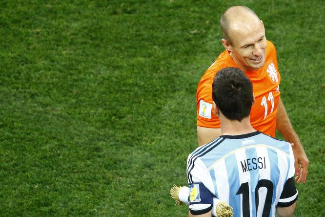 L'Argentine en finale! (4-2 t.a.b)