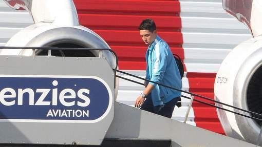 Nasri prolonge de 5 ans à Manchester City