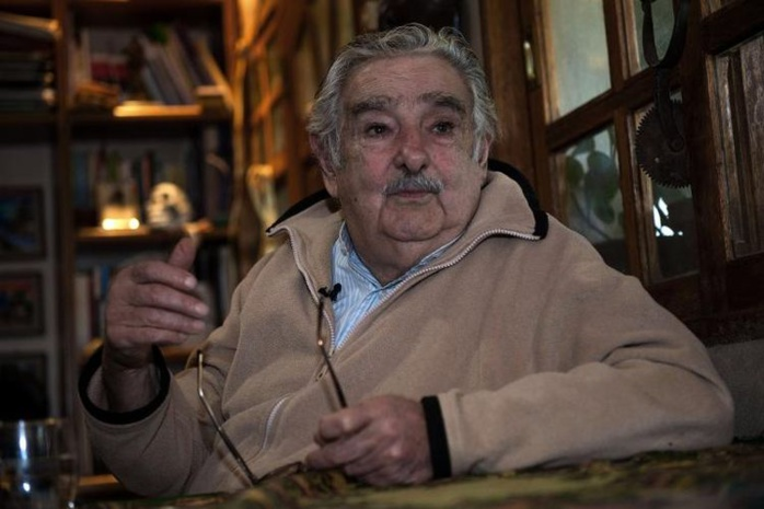 EXCLUSIF AFP - La «vie extraordinaire» de Jose Mujica, président d'Uruguay