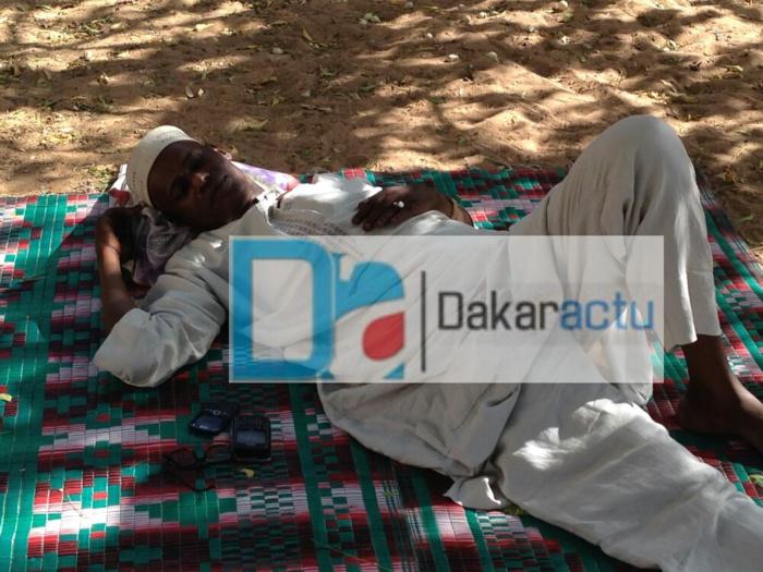 Arrêt sur image!   Le ministre Youssou Touré mis Ko par le Ramadan!
