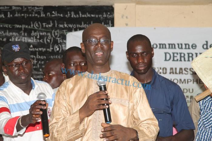 Thierno Alassane Sall face aux militants APR de Thiès : «Mon sort était déjà scellé avant même les élections locales!»